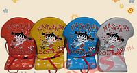 Детский стульчик для кормления трансформер  «НАЙКРАЩА ДОНЬКА» Новинка! код 41783 (7)