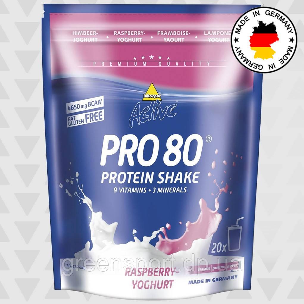 Протеин Inkospor Active Pro 80 (500 г) Малиновый йогурт