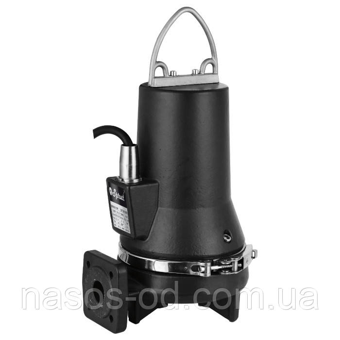 Фекальный насос Sprut CUT 2.6-7-28 TA для выгребной ямы 380В 2.6кВт Hmax32м Qmax420л/мин