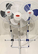 Напольный вентилятор Wimpex WX-1611 (4 шт/ящ)