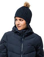 Женская зимняя шапка Jack Wolfskin STORMLOCK шапки женские оригинал США