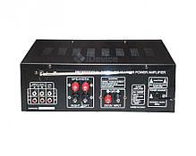 Усилитель звука UKC AV-326BT Bluetooth, эквалайзер, фото 3