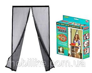 Антимоскитные шторы на магнитах Magic Mesh