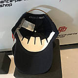 Бейсболка BMW Classic Cap, Unisex, Dark Blue, артикул 80162463137, фото 3