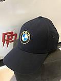 Бейсболка BMW Classic Cap, Unisex, Dark Blue, артикул 80162463137, фото 4