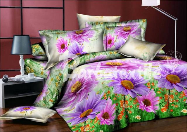 Комплекты постельного белья (ранфорс - хлопок 100%)