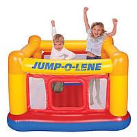 Надувной батут Intex Jump-o-Lene Playhouse 48260