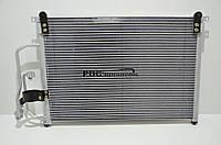 Радиатор кондиционера Ланос Lanos 96296752 Tempest