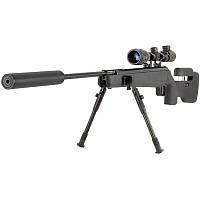 Пневматическая винтовка Artemis 1250S Tact (Прицел 3-9х40)