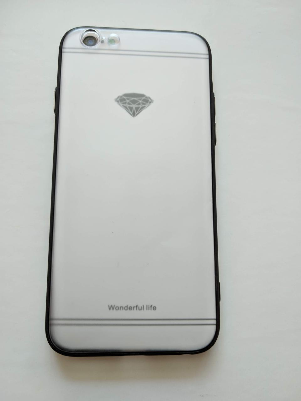 Матовий чохол на iPhone 6 / 6s