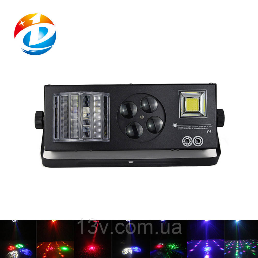 Диско City Light CS-B401 LED Bar Room Light 4 в 1