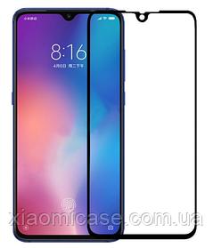 Защитное 2.5D стекло для Xiaomi (Ксиоми) Mi9T/Mi9T Pro (Redmi K20/K20 Pro) (чёрное)