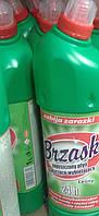 Жидкое моющее средство для туалета Brzask 1L