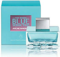 Жіноча туалетна вода Antonio Banderas Blue Seduction for Women 50ml, фото 1
