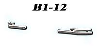 Защита заднего бампера Toyota Rav4 2005-2010 (Труба 60мм)(1,6мм толщина) / Защита заднего бампера Тойота Рав4 2005-2010