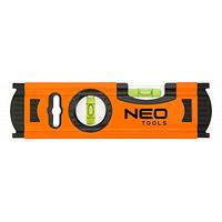 Уровень NEO алюминиевый 20 см, 2 вiчка (71-030)
