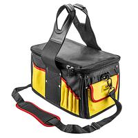 Сумка для инструмента Topex сумка 41 х 23 х 23 см, 16 карманов (79R440)