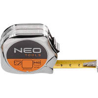 Рулетка NEO стальная лента 8 м x 25 мм (67-148)