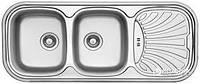 Кухонная мойка Ukinox GАР 1200.500.20 GW 8K, фото 1