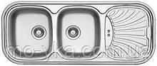 Кухонная мойка Ukinox GАР 1200.500.20 GW 8K