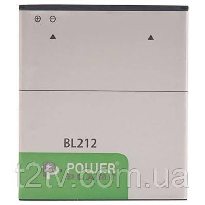 Аккумуляторная батарея PowerPlant Lenovo S898T+ (BL212) 2000mAh (SM130078)
