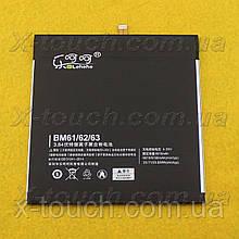 Акумулятор, батарея BM61/62/63 для планшета 6200 mAh.