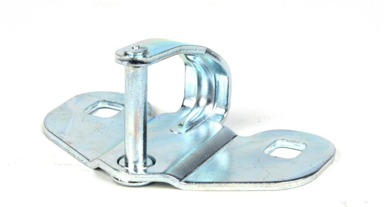 Скоба замка двери задней (низ) Fiat Ducato/Peugeot Boxer/Citroen Jumper 06- (1345736080/1606539480) ROTWEISS