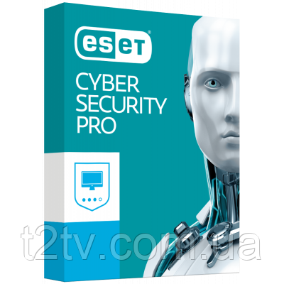 Антивирус Eset Cyber Security Pro для 17 ПК, лицензия на 2year (36_17_2)