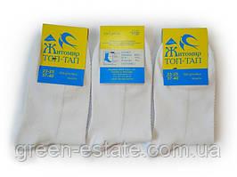 Носки женские белые сетка 23-25 р. (37-40)