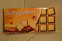 """Шоколад """"Schogetten Trilogia"""" трилогия 100 г. Германия"""