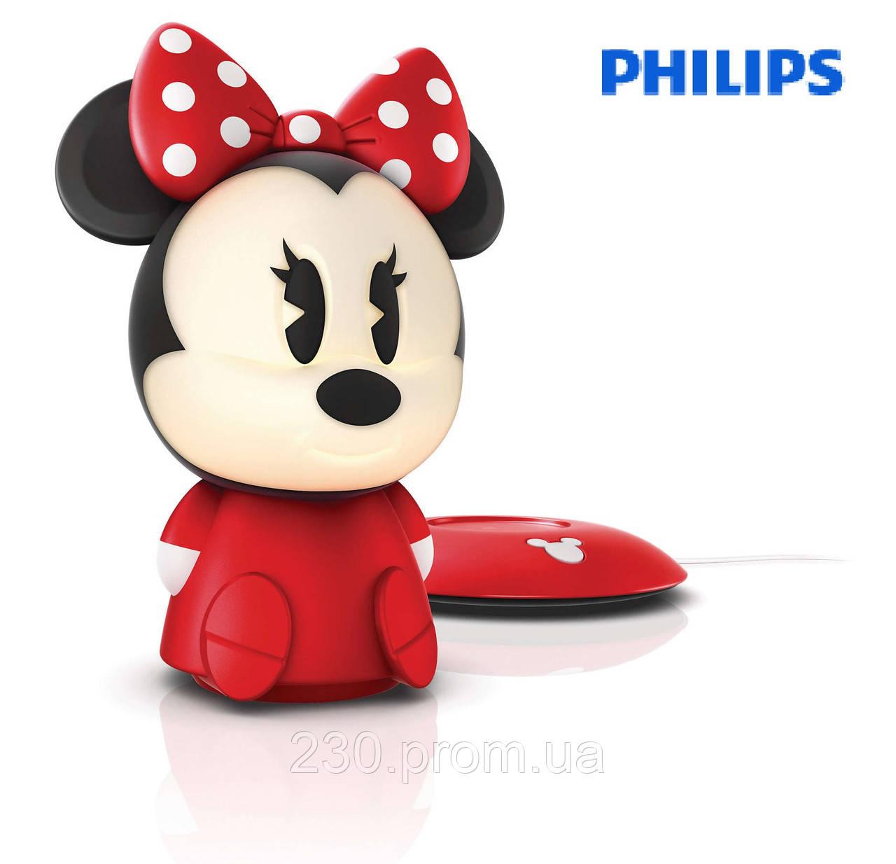 Настольная лампа Philips Disney Minnie
