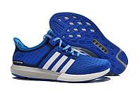 Кроссовки Adidas Climachill Gazelle Boost синие