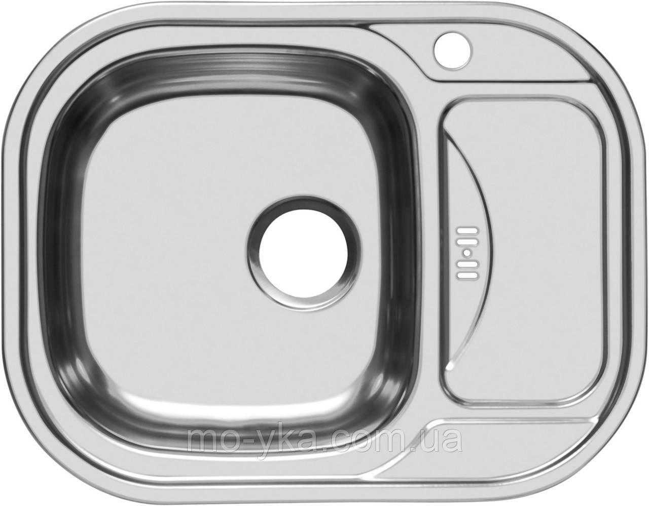 Кухонная мойка Ukinox GАL 628.488.GW 8K
