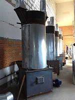 Котел-утилизатор для сжигания отходов масляничных культур