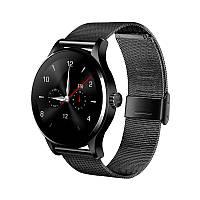 Умные часы Lemfo K88H (Черный)
