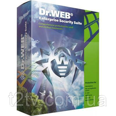 Антивирус Dr. Web Mail Security Suite + Антивирус + ЦУ + Антиспам + SMTP-proxy (LBP-AACS-24M-43-A3)