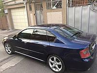 Дефлекторы окон Subaru Legacy IV Sd 2003-2009
