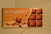 "Шоколад ""Schogetten Cappuccino"" 100 г. Германия"