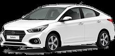 Hyundai Solaris (2010-)