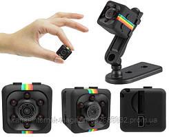 Міні камера SQ11 з нічним підсвічуванням і датчиком руху, екшн камера