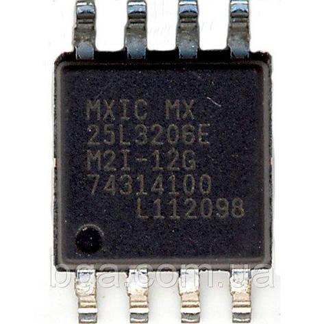 Мікросхема MX25L3206EM2I-12G 25L3206E 32Mbit SOP-8, фото 2