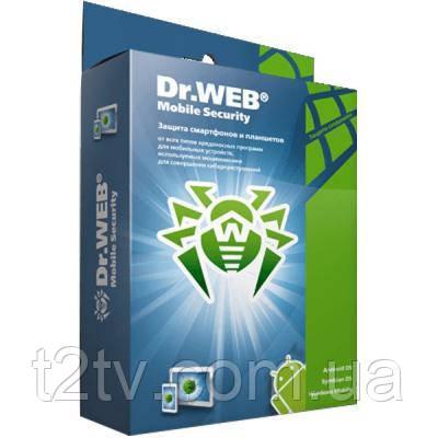 Антивирус Dr. Web Mobile Security Suite + Антивирус + ЦУ 20 ПК 2 года (новая л (LBM-AC-24M-20-A3)