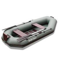 Човен надувний Sport-Boat З 280LST + Насос електричний Турбинка 12V АС 401