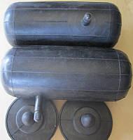 Усилители пружин пневмо 2101-2107. Пневмобалоны.2 подушки +2 проставки Белая церковь.