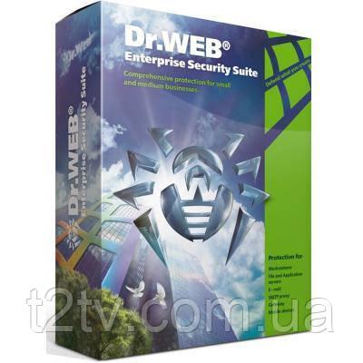 Антивирус Dr. Web Gateway Security Suite + Антивирус + ЦУ + Антиспам 25 ПК 1 г (LBG-AAC-12M-25-A3)