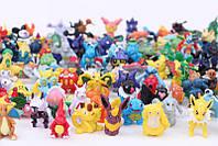 Фигурки Покемонов 144 штуки