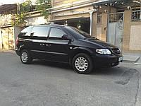 Дефлекторы окон CHRYSLER Voyager 1995-2007 / Dodge Caravan 1995-2007 / Ветровики Крайслер Воягер 1995-2007 / Додж Караван 1995-2007