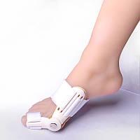 Шина для отведения большого пальца стопы, Ортопедический корректор косточки Toes device bunion