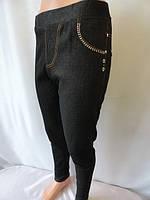 Продаю со склада зимние женские лосины великаны., фото 1