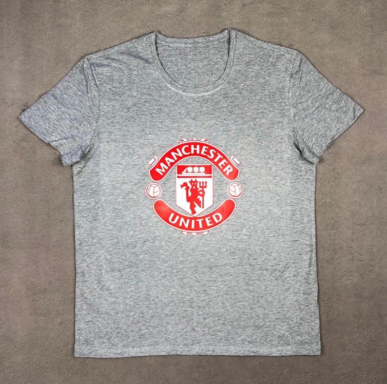 Футболка с принтом Ман Юнайтед (Man United)